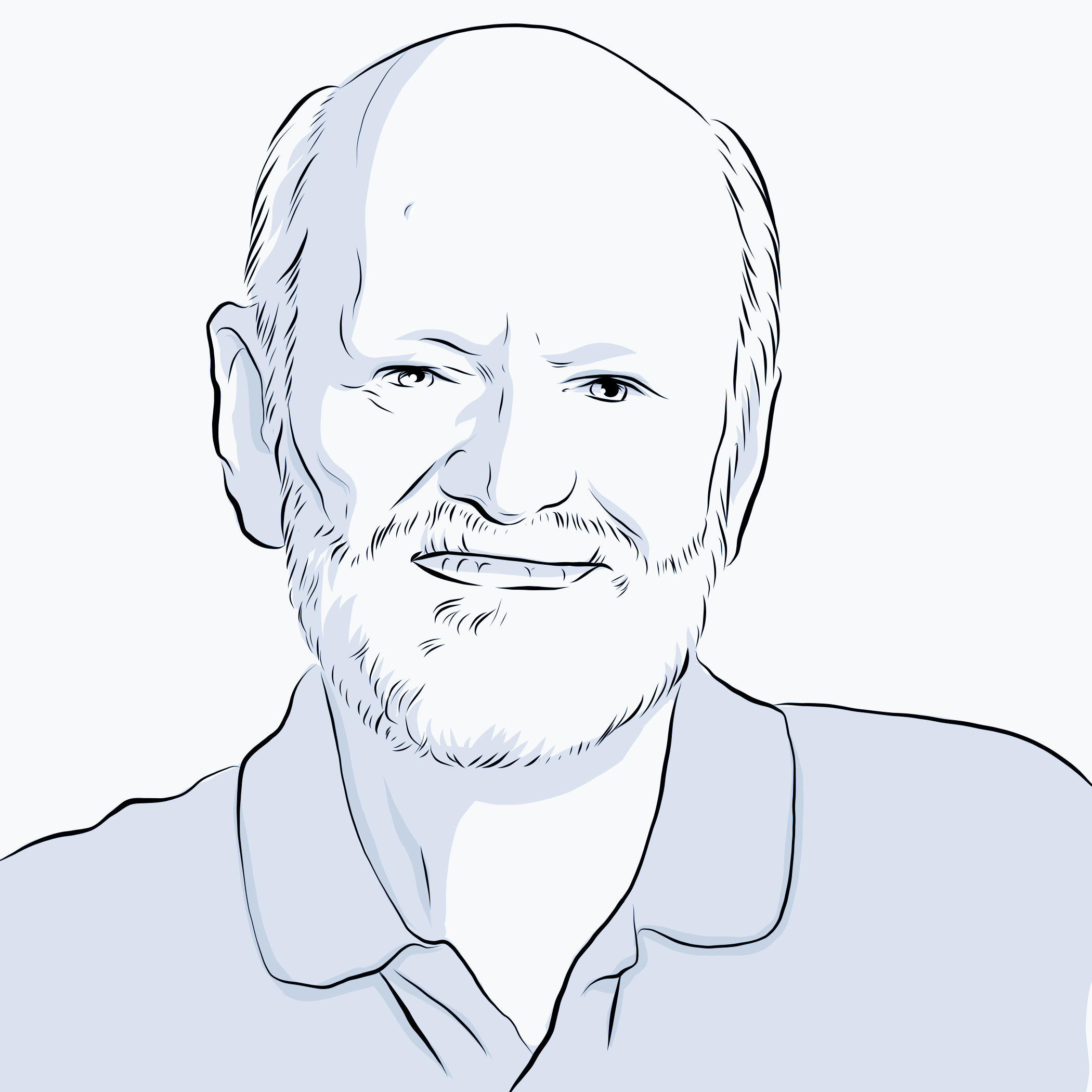 Marshall Goldsmith blue