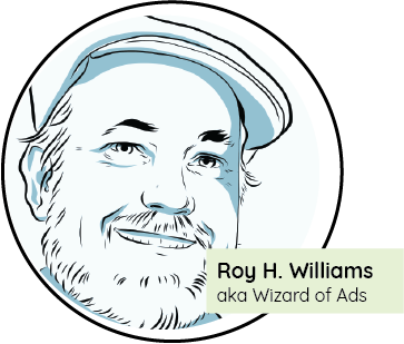 Roy H Williams